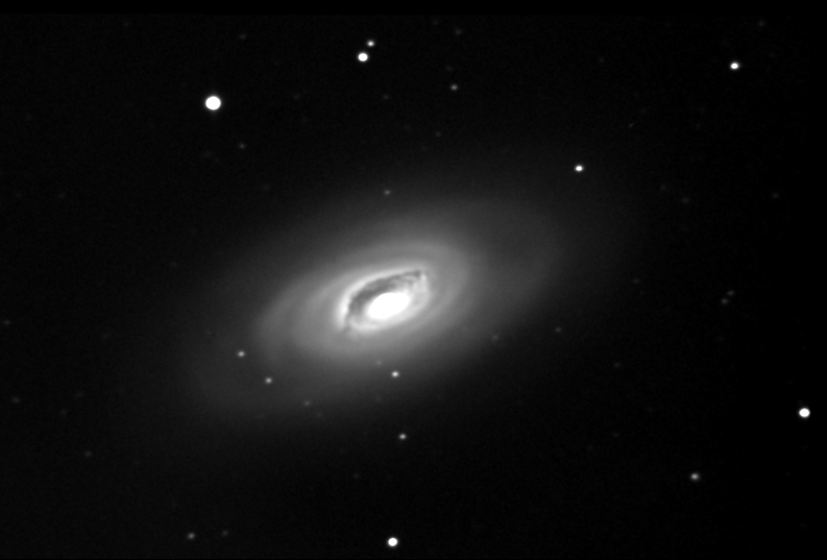 Blackeye Galaxy